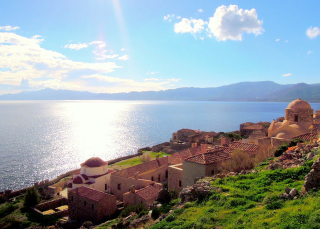 monemvasia tourism