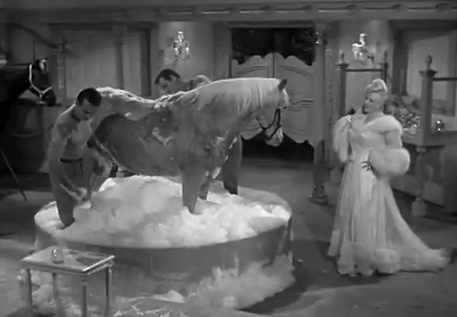 When Mae West met Mr Ed Horsing Around