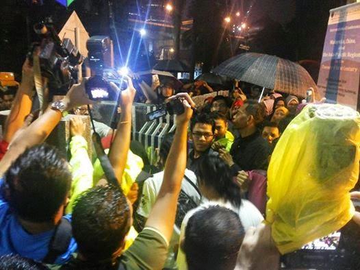 Berita Terkini Pidato Umum Anwar Ibrahim Di Universiti Malaya 27 Okt 2014