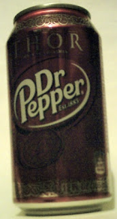 Dr Pepper Thor can #3
