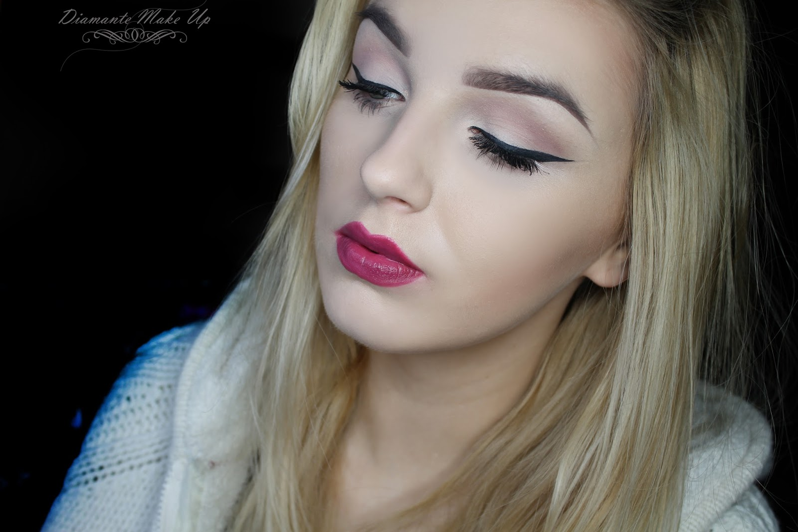 Klasyka - Prosty Makeup na Swieta