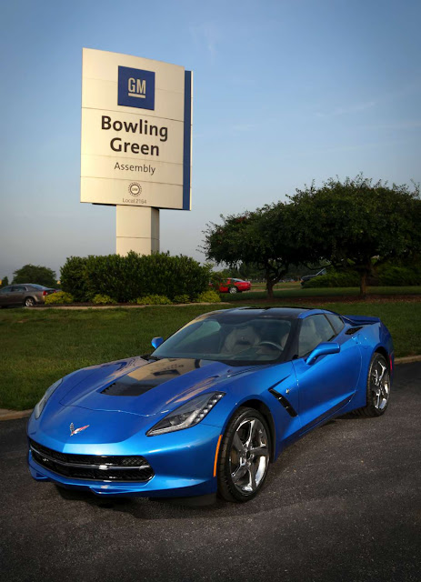 2014 Corvette Stingray Coupe Premiere Edition