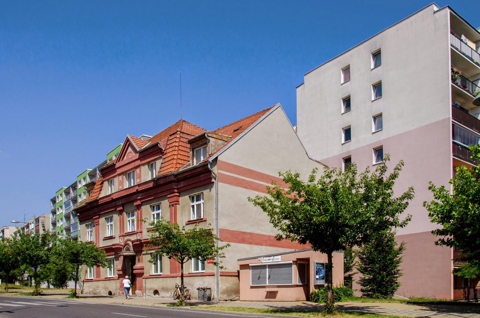 byty Čelákovice