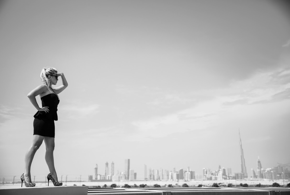 Dubai Fashion Photographer Style Blogger