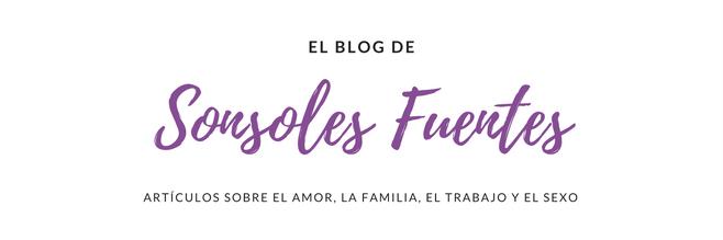 el blog de Sonsoles Fuentes