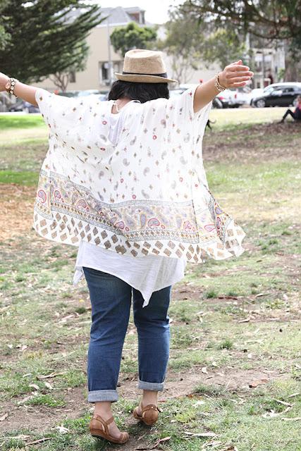 Swell Bohemian Kimono