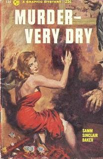 Hoe de George Baker Selection aan de bandnaam kwam - Samm Sinclair Baker - Murder Very Dry