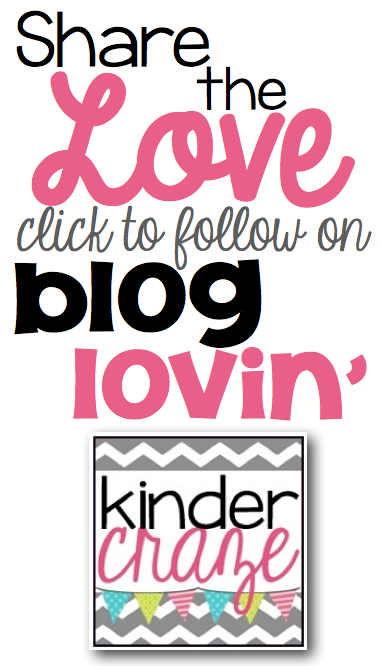 follow Kinder-Craze on Bloglovin'