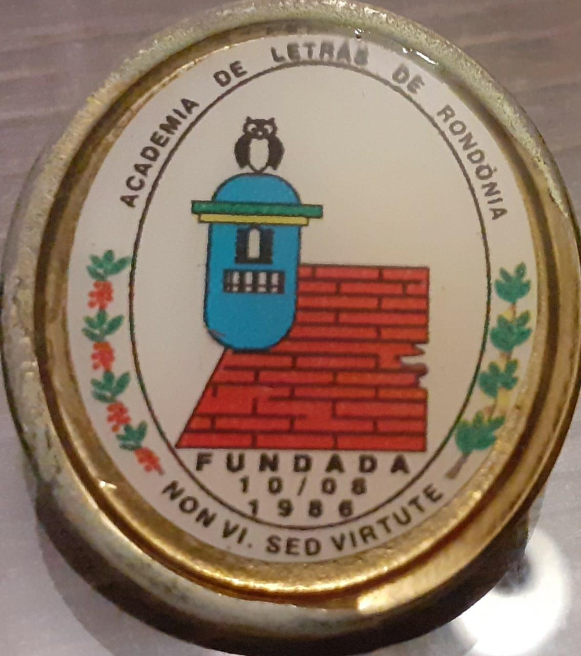 Medalha da Academia de Letras de Rondônia