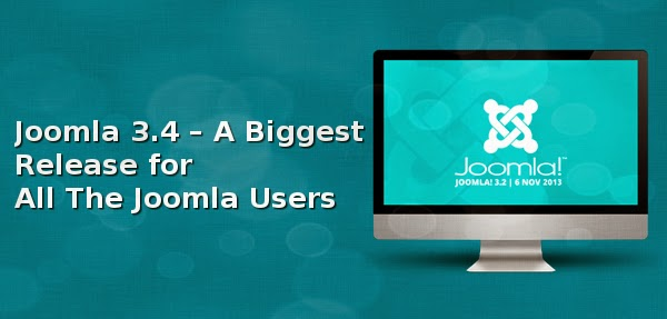 Joomla 3.4 Version