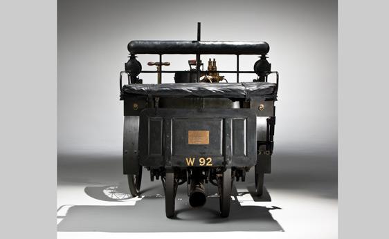 La Marquise del siglo XIX, subastada por RM Auctions - De Dion Bouton et Trepadoux