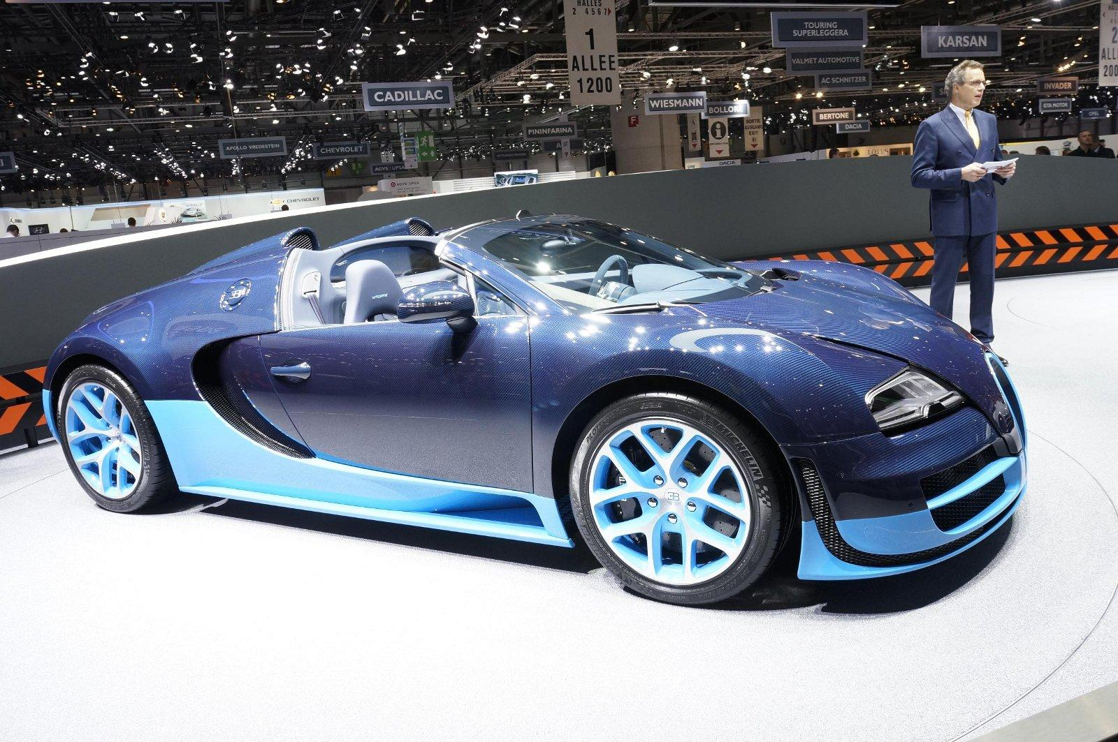 auto opini o imagens do bugatti veyron grand sport. Black Bedroom Furniture Sets. Home Design Ideas
