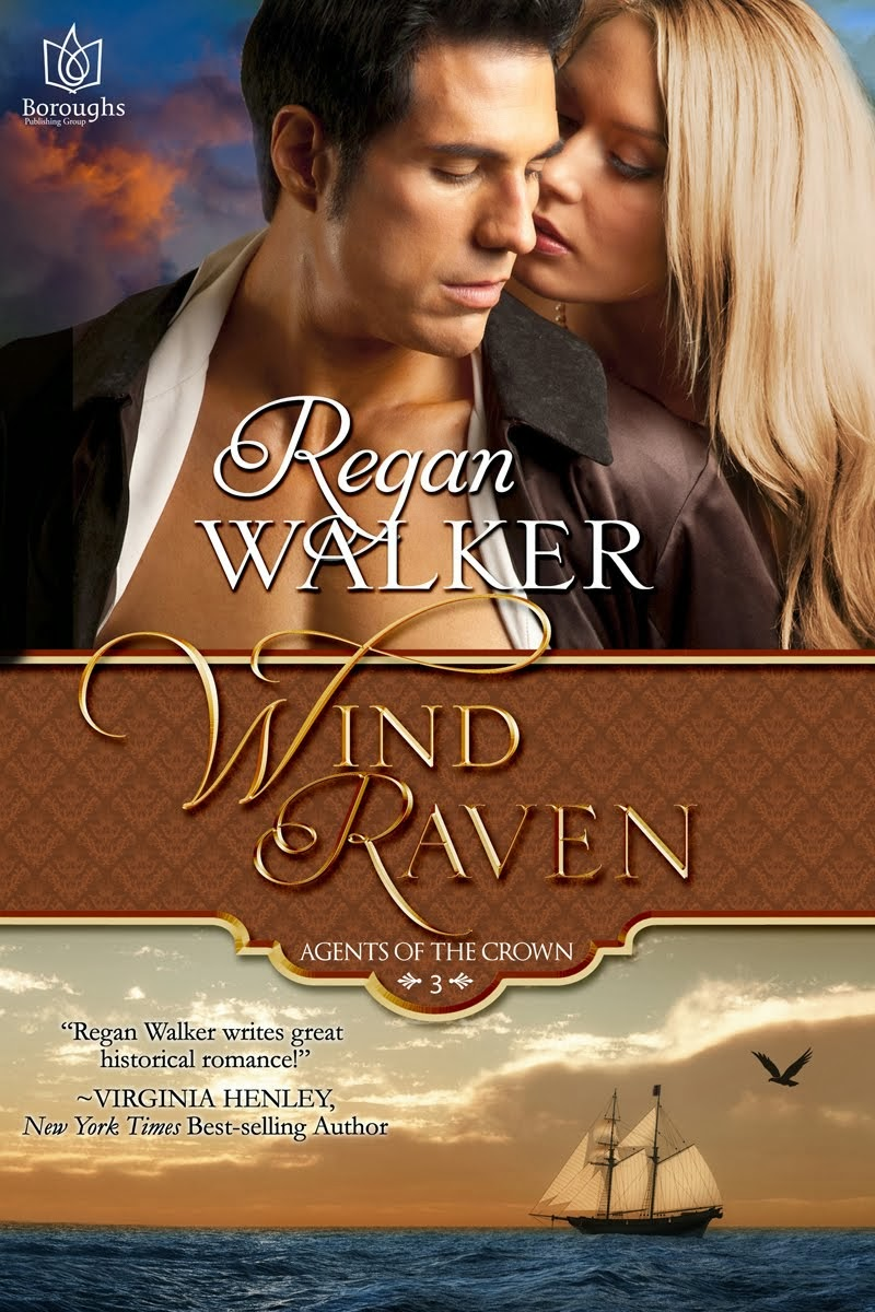 My pirate romance is here!
