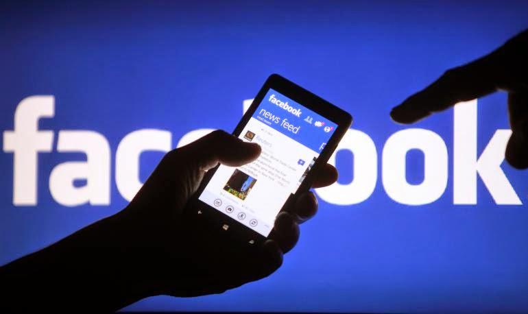 النشر في الفيسبوك دون انترنت
