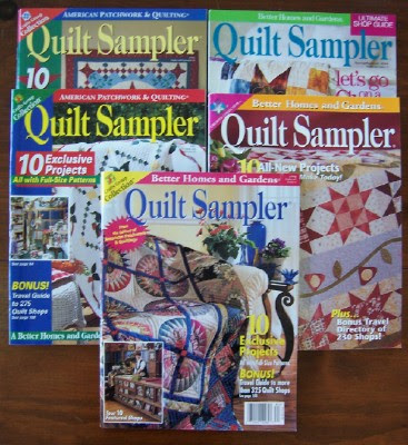 Quilting On Main Street Quilting Magazine Giveaway