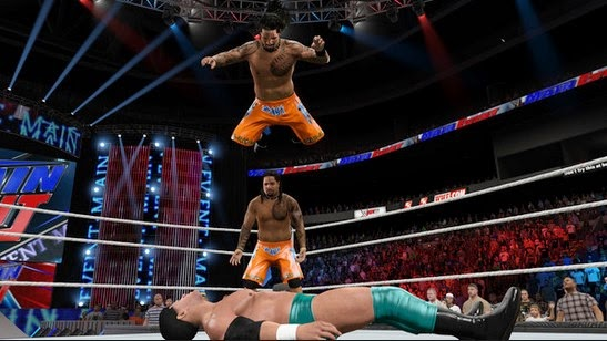 PC Games WWE 2K15