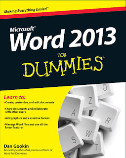 Word 2013 For Dummies,download all kind of books
