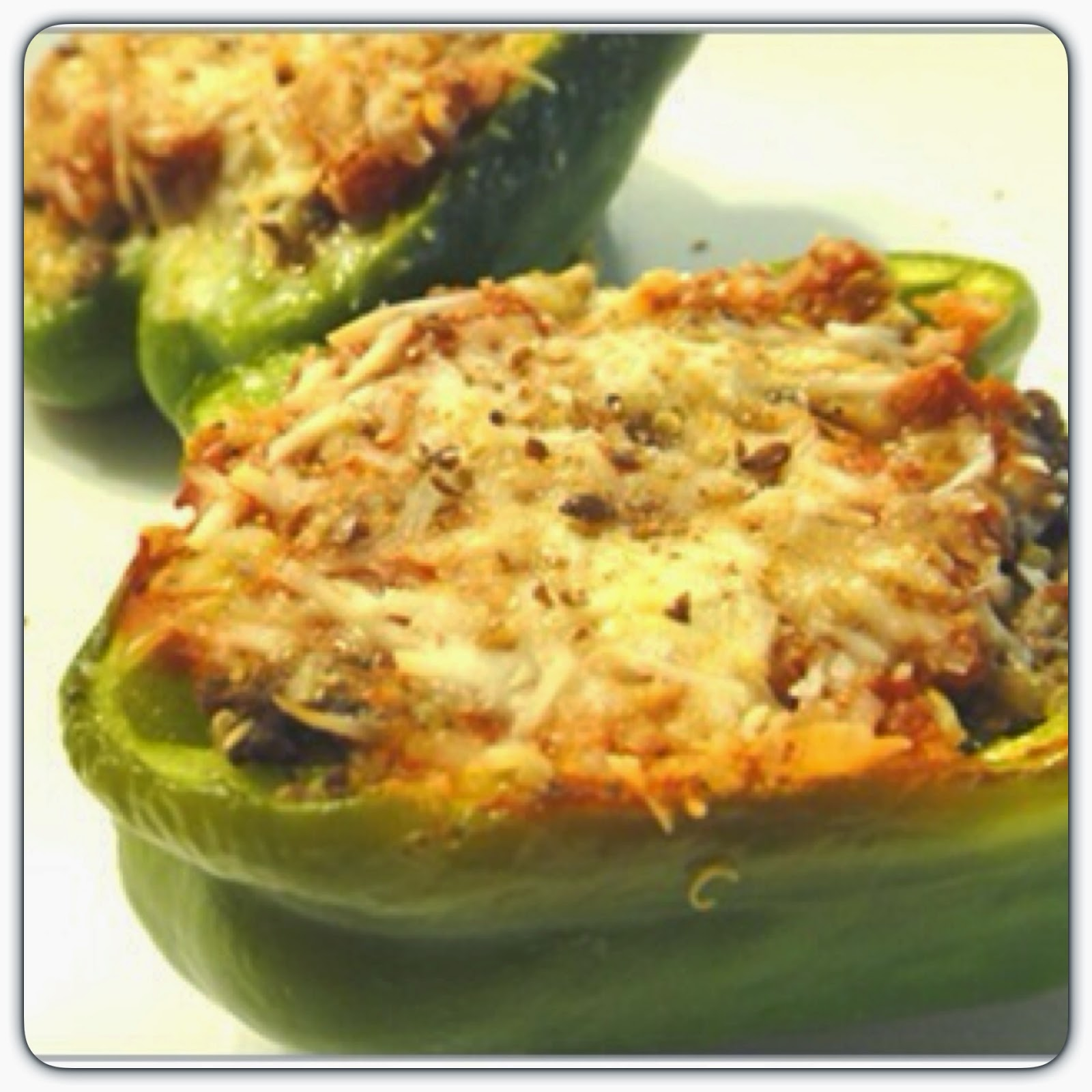 Ground beef recipes w/ peppers