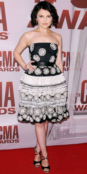 Ginnifer Goodwin in Prabal Gurung