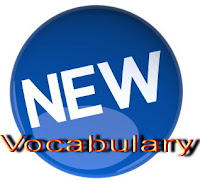 new, new vocabulary, vocabulary