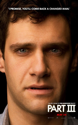 The Hangover Part III Portrait Character Movie Posters - I Promise, You'll Come Back A Changed Man - Justin Bartha as Doug