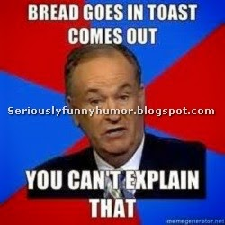 Bread/Toast Paradox - Cannot be explained