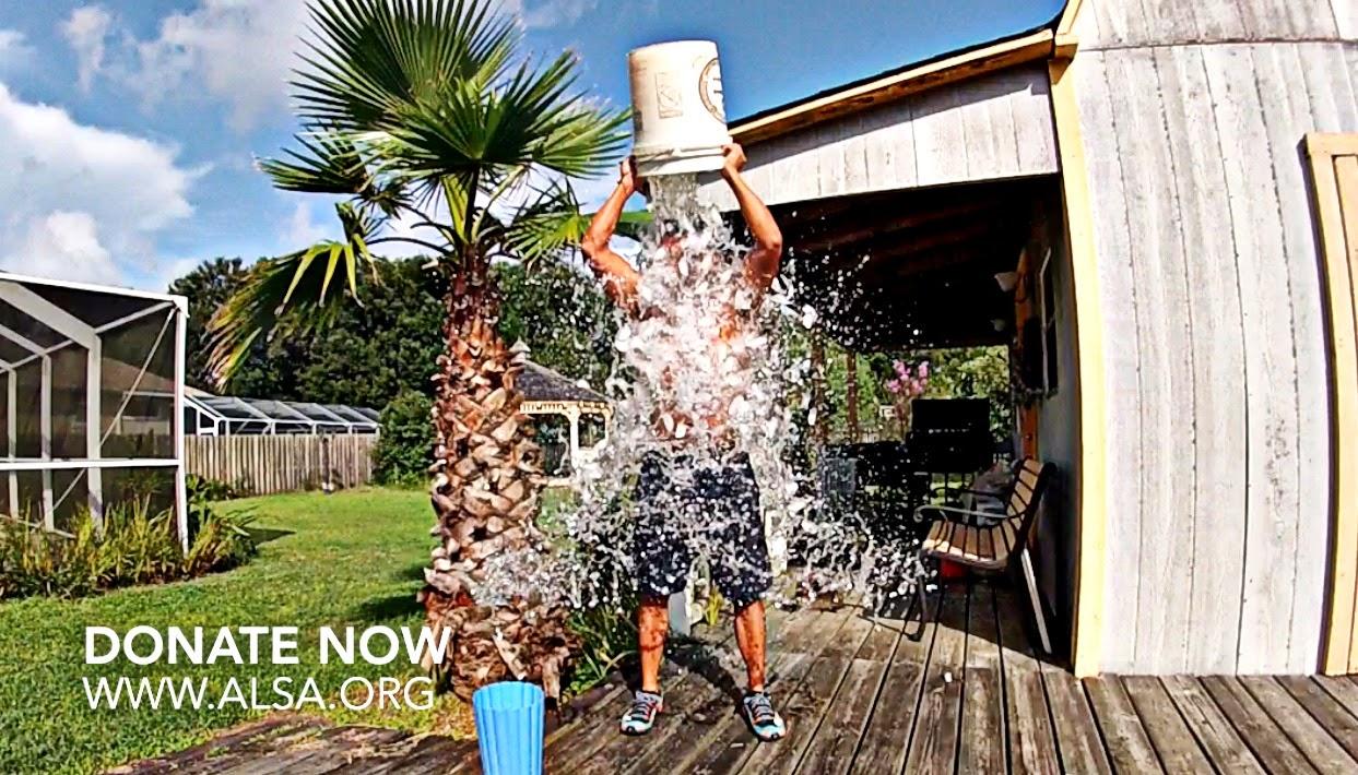 ALS Ice Bucket Challenge - Arnel Banawa