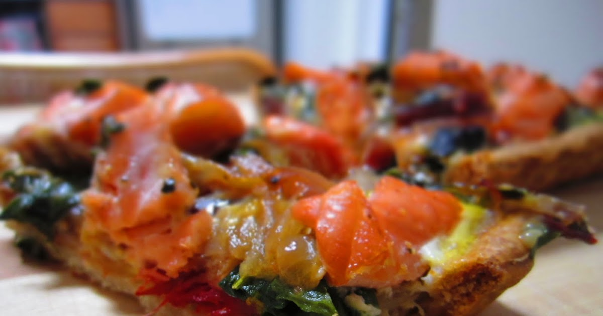 why hello loves: Sunday Brunch: Salmon Quiche