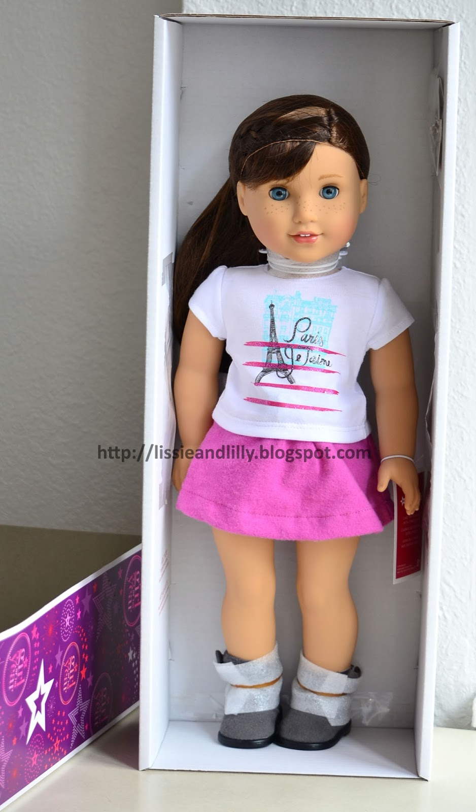 lissie lilly 2015 goty grace thomas doll review