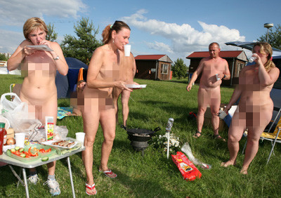 Singles nudist camp