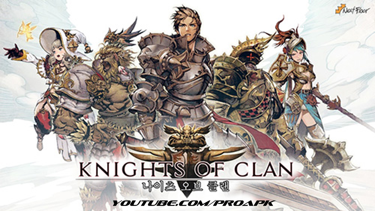 Knights of Clan (KR) Gameplay IOS / Android