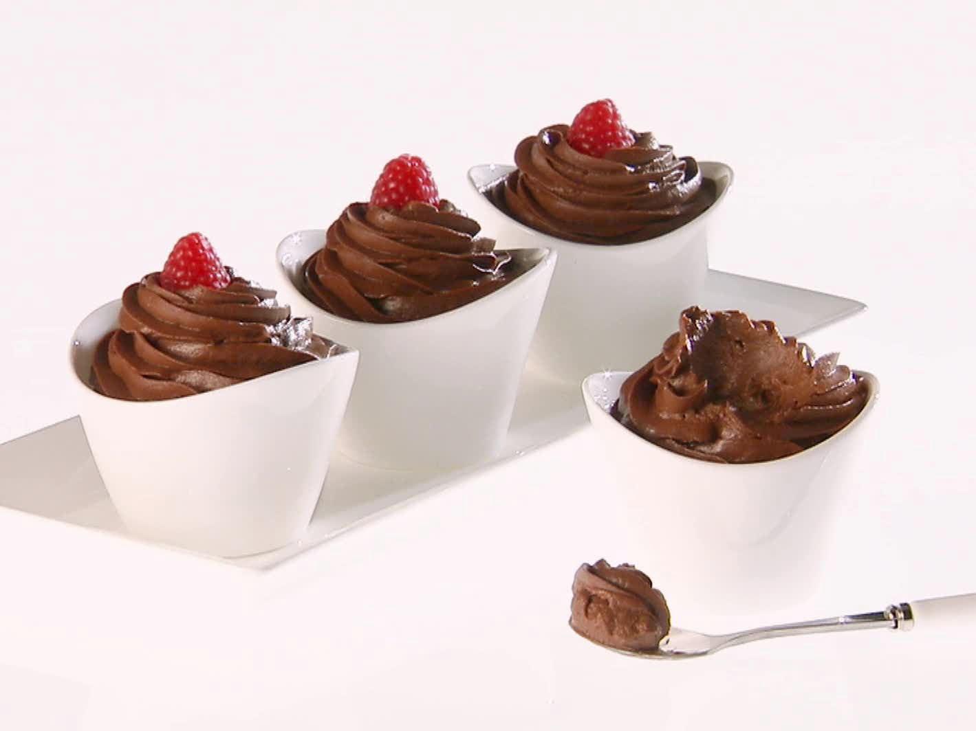 Čokoládová pena - Chocolate Mousse recept