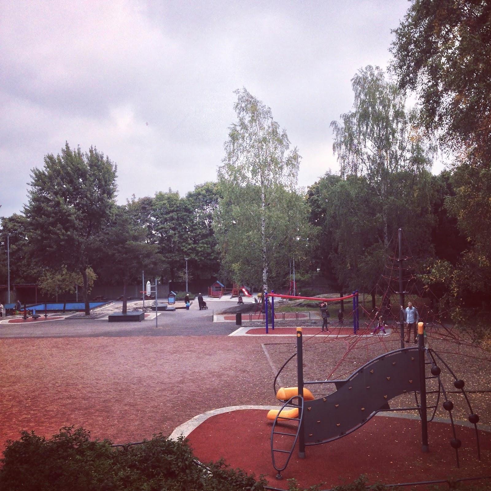 Lehdokki, Leikkipuisto, Pasila, Leikkipuisto Lehdokki, Böle, Lekpark