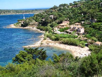 Tempat wisata di Saint-Tropez, France (Prancis)
