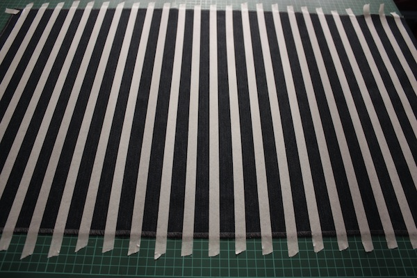 fabric manipulation · almohadón · 03 encintar · Ro Guaraz