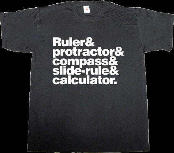 science math fun useless military t-shirt ephemeral-t-shirts