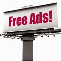 Free Ads!