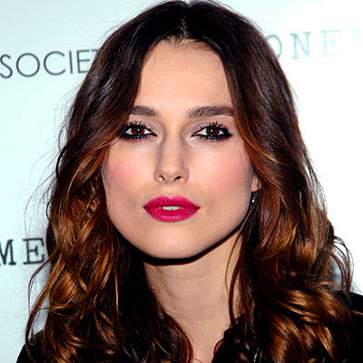 keira knightley eye makeup. MakeUp By April Denise