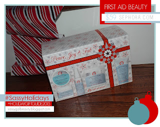 First Aid Beauty | Holiday 2015 Gift Set