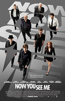 """Now You See Me"" (film) BRRip/BluRay 720p Movie Free Download Online"