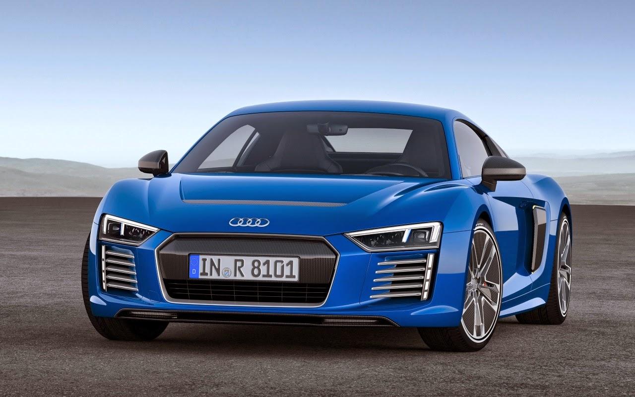 2016 Audi R8 e tron