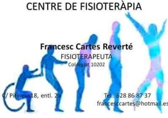 Centre de Fisioteràpia Francesc Cartes Reverté en San Carlos de la Rápita