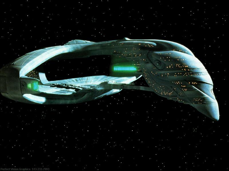 star trek future starship - photo #17