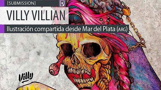 Ilustración. Anestesia de VILLY VILLIAN