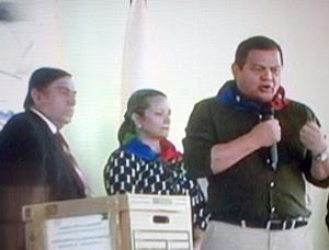 partido Alianza Patriotica Honduras