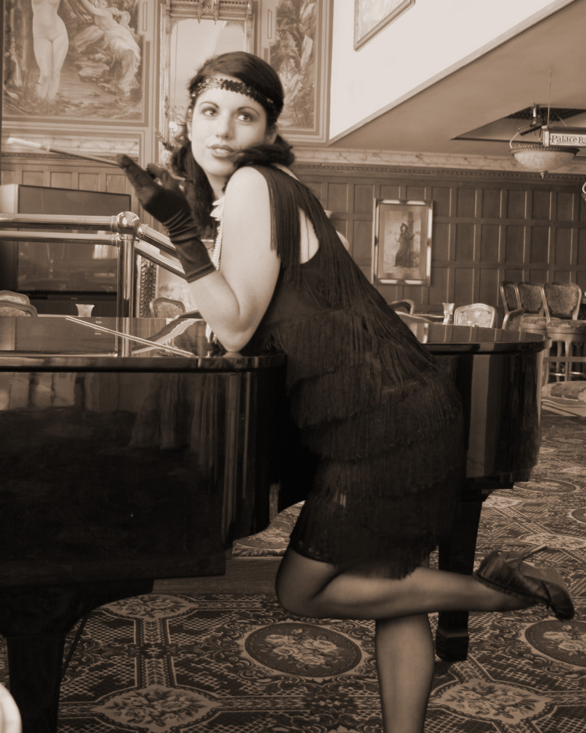 1920s Flapper Girl Quotes. QuotesGram