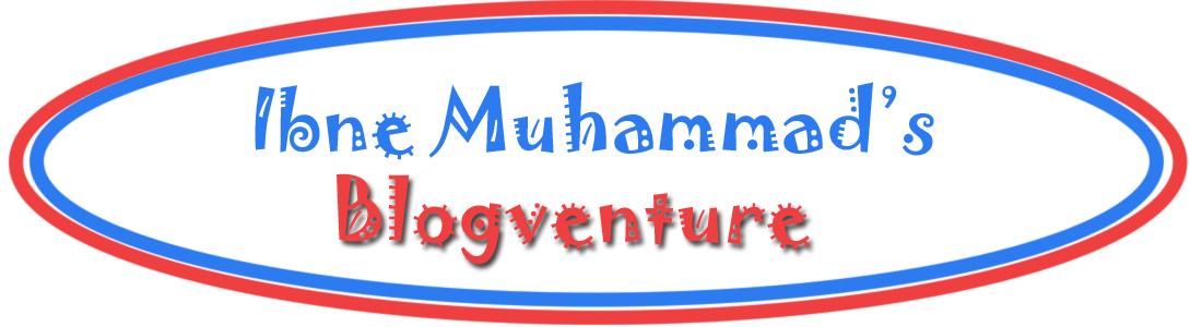 Ibne Muhammad's Blogventure
