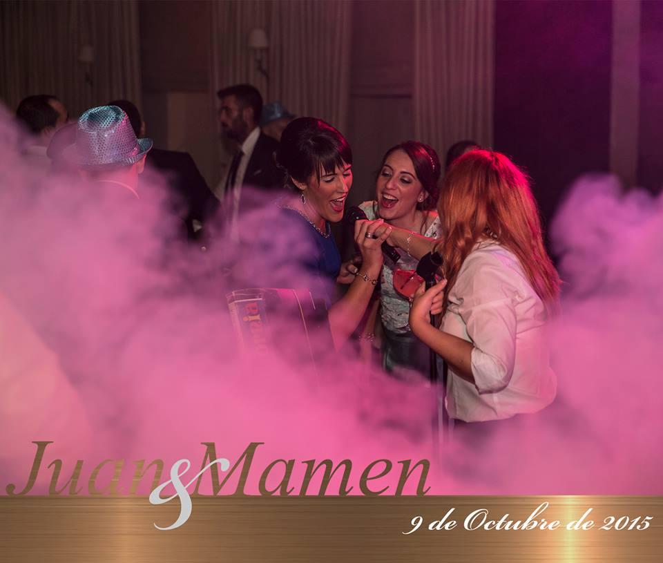 Mi vida y mi boda color rosa\