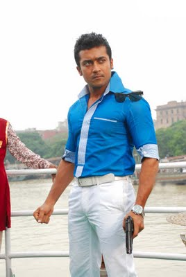 Surya's Aathavan movie 3