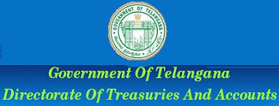 GO.3235, New Telangana Treasury Code,Treasury Code